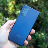 De Galaxy S20 FE krijgt de Android 11 upgrade