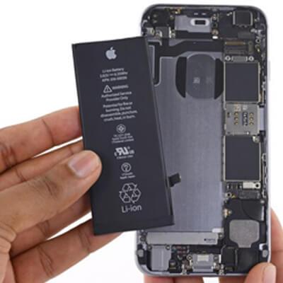 Batterij reparatie aan uw smartphone laten uitvoeren