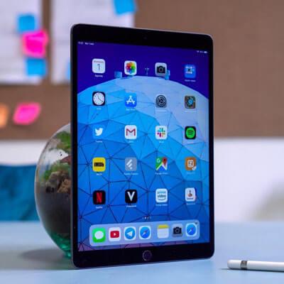 iPad air 2020 krijg usb-c in plaats van Lightning-poort