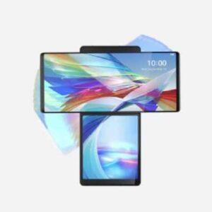 Presentatie van de LG Wing met draaiend tweede scherm