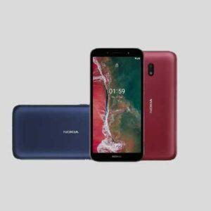 In december komt de Nokia C1 Plus uit voor 69 euro
