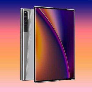 Conceptsmartphone van Oppo heeft een uitrolbaar scherm