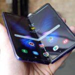 Samsung Galaxy Fold krijgt via een software-update de functies van de Z Fold2