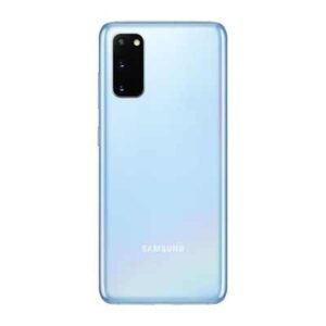Vermoedelijke presentatie van de Samsung Galaxy S20