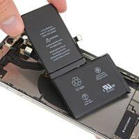 Smartphone batterij reparatie