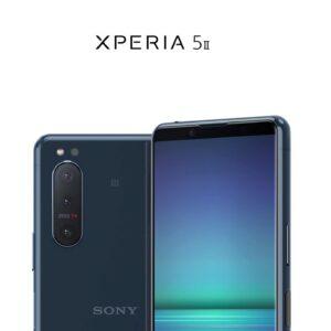 Sony kondigt vermoedelijk de presentatie van de Xperia 5II aan